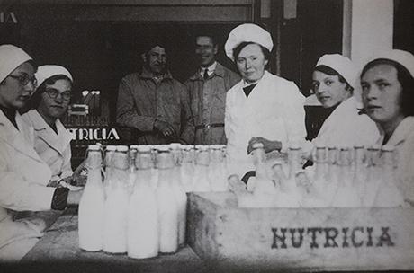 Nutricia vuonna 1948