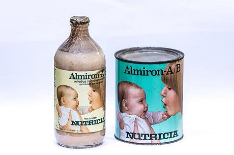 Nutriton sekä imeväisikäisille tarkoitetut Almiron-A- ja Nutrix-valmisteet.