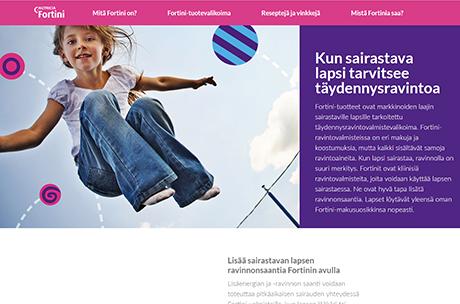 fortini.fi nettisivut