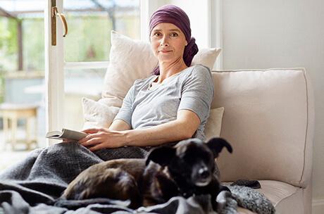 Syöpähoidot vaikuttavat jaksamiseen ja henkiseen hyvinvointiin