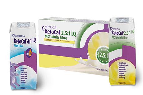 Uusia erityiskorvattavia tuotteita ketogeeniseen ruokavaliohoitoon
